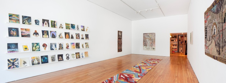 Artspeak - Michelle Blade, Shannon Bool, Heather Goodchild, Morgan Watt - Sunbeams